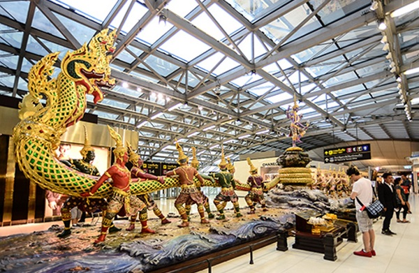 Taxis A 233 Roport Bangkok Tha 239 Lande Hotel Centre Ville